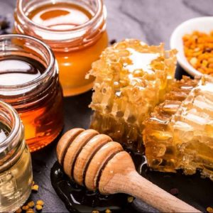 Confitures, miels & compotes
