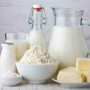 Beurres, laits & crèmes
